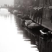 Canal, Island of Murano