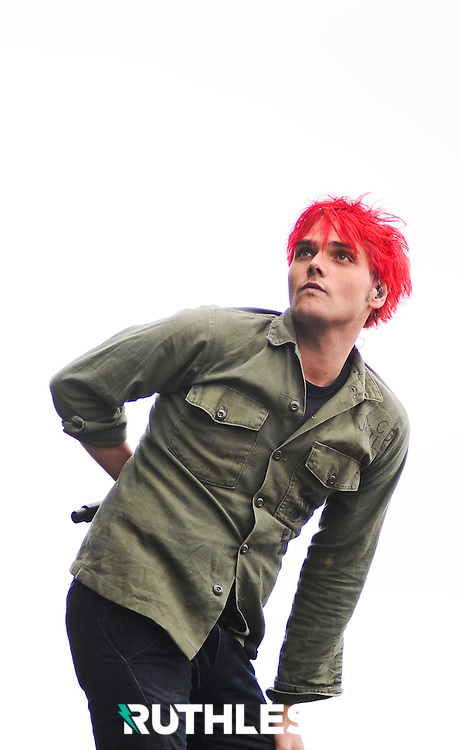My Chemical Romance at Oxegen 2011