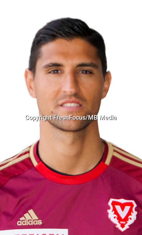 25.07.2016; Vaduz; Fussball Super League - Portrait FC Vaduz;<br />Simone Grippo