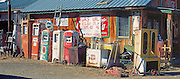 Old Gas Pumps, Embudo, NM, Property Released, Exclusive