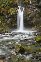Lazy Bear Falls, Mount Baker-Snoqualmie National Forest, North Cascades Washington