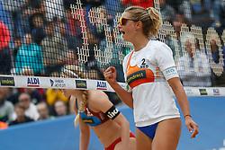20190704 DEU: World Champs Hamburg 2019: Hamburg<br /> Marleen van Iersel (NED,1), Joy Stubbe (NED,2)<br /> ©2019-FotoHoogendoorn.nl / Pim Waslander
