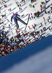 31.12.2013, Olympiaschanze, Garmisch Partenkirchen, GER, FIS Ski Sprung Weltcup, 62. Vierschanzentournee, Training, im Bild Yuta Watase (JPN) // Yuta Watase (JPN) during practice Jump of 62nd Four Hills Tournament of FIS Ski Jumping World Cup at the Olympiaschanze, Garmisch Partenkirchen, Germany on 2013/12/31. EXPA Pictures © 2013, PhotoCredit: EXPA/ JFK