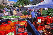 Downtown Wilkes Barre, PA, open market, Luzerne Co.