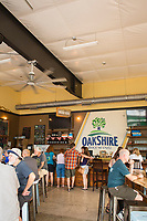 Oakshire Brewery in Eugene, Oregon.