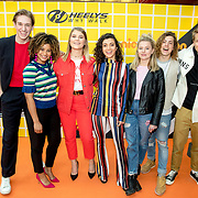 NLD/Amsterdam/20180325 - Nickelodeon Kid's Choice Awards 2018, Spangas cast