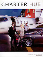 Magazine Cover - Charter Hub Banyan