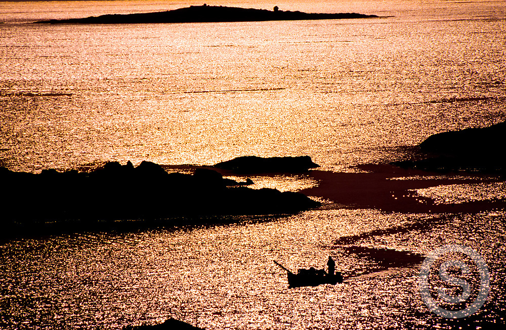 Photographer: Chris Hill, Lobster Boat Connemara, County Galway