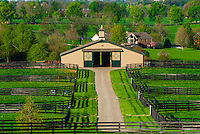 Winstar Farm, Versailles (Lexington), Kentucky USA.