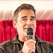 NLD/Amsterdam/20191030 - Persmoment Holland Zingt Hazes, Jeroen van der  Boom