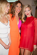 DONNA AIR; Caprice Bourret; HEATHER KERZNER Masterpiece Midsummer Party in aid of Marie Curie hosted by Heather Kerzner. Chelsea Hospital. London. 2 July 2013.