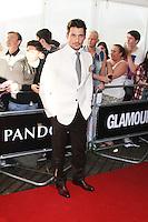 David Gandy, Glamour Women of the Year Awards, Berkeley Square Gardens, London UK, 04 June 2013, (Photo by Richard Goldschmidt)