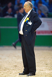 Michielsen Francis (BEL)<br /> CSI-B Hasselt 2001<br /> Photo © Dirk Caremans