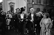 Generation X Band Photosession in West London 1982