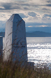 Turn Point, Stuart Island, San Juan Islands, Washington, US