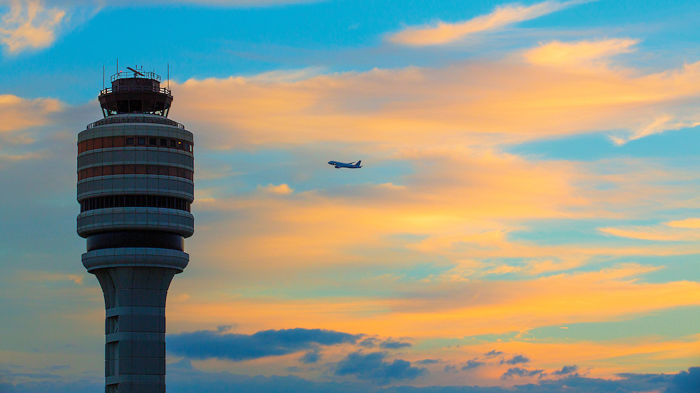 Fly Away at Orlando International Airport. If you could hop a plane today, where would you go?