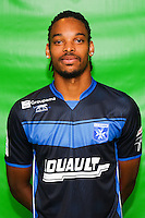 Xavier Lenogue of Auxerre during Auxerre squad photo call for the 2016-2017 Ligue 2 season on September, 7 2016 in Auxerre, France ( Photo by Andre Ferreira / Icon Sport )