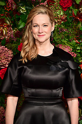 Laura Linney attending the Evening Standard Theatre Awards 2018 at the Theatre Royal, Drury Lane in Covent Garden, London