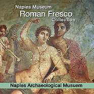 Pictures of Roman Fresco Wall Paintings - Naples Museum -