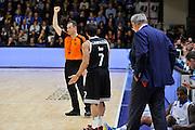 DESCRIZIONE : Eurolega Euroleague 2014/15 Gir.A Dinamo Banco di Sardegna Sassari - Real Madrid<br /> GIOCATORE : Facundo Campazzo Glisic<br /> CATEGORIA : Fallo Protesta<br /> SQUADRA : Real Madrid<br /> EVENTO : Eurolega Euroleague 2014/2015<br /> GARA : Dinamo Banco di Sardegna Sassari - Real Madrid<br /> DATA : 12/12/2014<br /> SPORT : Pallacanestro <br /> AUTORE : Agenzia Ciamillo-Castoria / Luigi Canu<br /> Galleria : Eurolega Euroleague 2014/2015<br /> Fotonotizia : Eurolega Euroleague 2014/15 Gir.A Dinamo Banco di Sardegna Sassari - Real Madrid<br /> Predefinita :
