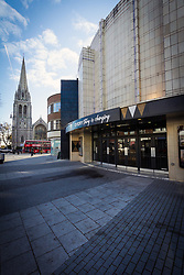 Everyman cinema, Muswell Hill, North London
