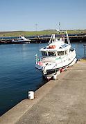 MV Dunter III, The Noss Boat, Lerwick, Shetland islands, Scotland