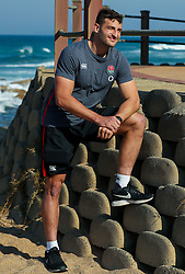 Jonny May of England during the England Press Conference and England at the  Kashmir restaurant,and team Hotel Umhlanga, Durban,South Africa.12,06,2018 Photo by (Steve Haag JMP)