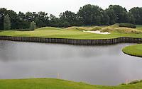 SPIJK - Hole 16 van The Dutch .  Golfbaan THE DUTCH, COPYRIGHT KOEN SUYK
