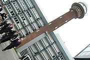 Zijne Koninklijke Hoogheid de Prins van Oranje woont donderdag 13 mei in De Bilt het symposium bij ter gelegenheid van het 150-jarig bestaan van het het Koninklijk Nederlands Meteorologisch Instituut (KNMI). Gastsprekers zijn M.J.P. Jarraud, secretaris-generaal van de Wereld Meteorologische Organisatie en nobelprijswinnaar prof.dr. P.J. Crutzen, die het eerste exemplaar van zijn klimaatbrochure Veel Gestelde Vragen over de Klimaatverandering zal aanbieden aan de Prins. Voorzitter van het symposium is prof.dr. G.J. Komen, hoofd klimaatonderzoek en seismologie van het KNMI.<br /> <br /> <br /> Official opening of the 150 year anniversary of the Dutch weather institute festivities by H.R.H. Willem Alexander, Prins van Oranje.