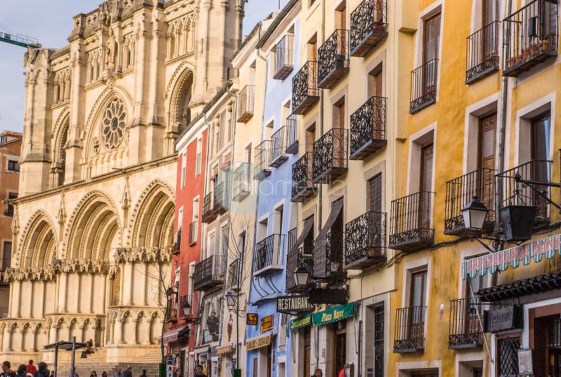 Catedral de Cuenca. ciudad Patrimonio de la Humanidad