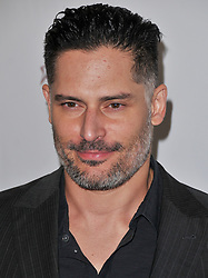 Joe Manganiello arrives at Jessie Tyler Ferguson's 'Tie The Knot' 5 Year Anniversary celebration held at NeueHouse Hollywood in Los Angeles, CA on Thursday, October 12, 2017. (Photo By Sthanlee B. Mirador/Sipa USA)