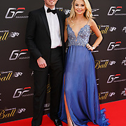 Hurlingham Club ,London, England, UK. 10th July, 2017. Toff & Tim Love - Made in Chelsea attend The Grand Prix Ball attracted a host of star-studded celebrity guests last night at Hurlingham Club , including Formula 1 drivers as well as iconic Formula 1 cars. Guests mingled with the elite whist being enterained with live performances by award winning UK artists and DJs ahead of the British Grand Prix at Silverstone.
