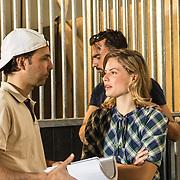 NLD/Ermelo/20190821 - Setbezoek Paardenfilm Whitestar, Florence Vos Weeda
