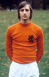 Johan Cruyff, Holland