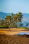 Haleiwa Beach Park, North Shore, Oahu, Hawaii