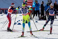 Cebasek Alenka of Slovenia during 6 x 1.2 km Team Sprint Free race at FIS Cross Country World Cup Planica 2016, on January 17, 2016 at Planica, Slovenia. Photo By Grega Valancic / Sportida