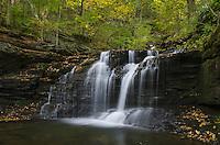 Wyandot Falls, Ricketts Glen State Park, Pennsylvania