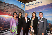 21/1/16  US Ambassador Kevin O'Malley at the Insight Vacations stand at the Holiday World Show in the RDS in Dublin. Picture: Arthur Carron