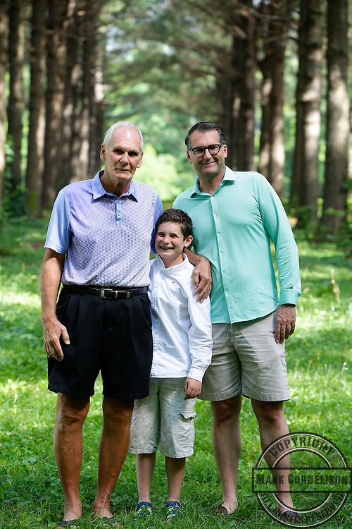 Pietrowski family photo shoot.