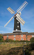 Windmill at Skidby near Hull, Yorkshire, England