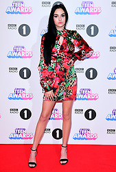 Maggie Lindemann attending BBC Radio 1's Teen Awards, at the SSE Arena, Wembley, London.