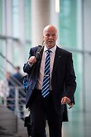DEU, Deutschland, Germany, Berlin, 27.09.2017: Robby Schlund (MdB, AfD) auf dem Weg zur Fraktionssitzung der AfD-Bundestagsfraktion im Deutschen Bundestag.