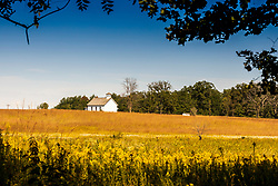 Bethel School in Friends Creek Conservation Area located in Macon County Illinois south east of Decatur
