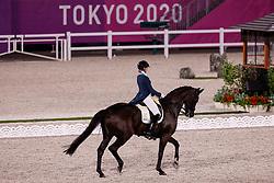 Ramel Antonia, SWE, Brother de Jeu, 168<br /> Olympic Games Tokyo 2021<br /> © Hippo Foto - Stefan Lafrentz<br /> 24/07/2021