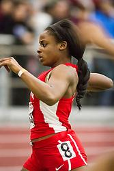 60 meter dash, Boston University John Terrier Invitational Indoor Track and Field Stony Brook