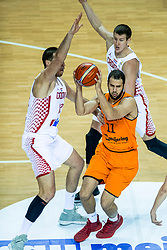 24-11-2017 NED: WC qualification Netherlands - Croatia, Almere<br /> First Round - Group D at the arena Topsportcentrum / Shane Hammink #11 of Netherlands