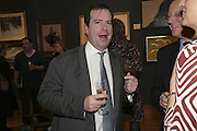 hon Philip Astor, Reception and auction of Wildlife and Sporting Art in aid of the game Conservancy Trust. Christie's. King St. London W1. 12 December 2006. ONE TIME USE ONLY - DO NOT ARCHIVE  © Copyright Photograph by Dafydd Jones 248 CLAPHAM PARK RD. LONDON SW90PZ.  Tel 020 7733 0108 www.dafjones.com