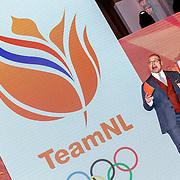 NLD/Scheveningen/20160713 - Perspresentatie sporters voor de Olympische Spelen 2016 in Rio de Janeiro, Maurits Hendriks