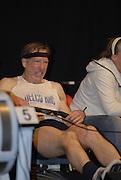 Dresden, GERMANY, US Indoor Rowing Team, Jim CASTELLAN, European Indoor Rowing Championships, Margon Arena,  15/12/2007 [Mandatory Credit Peter Spurrier/Intersport Images]