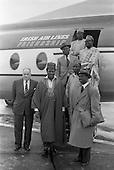 1961 - Nigeria Airways Group visit Dublin